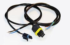 Netzstecker u. PWM Kabel GRUNDFOS UPM3 Hocheffizienzp. (Hybrid, Flex und Solar)
