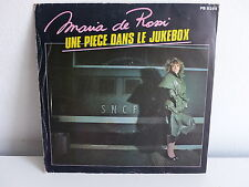 MARIA DE ROSSI Une piece dans le jukebox PB8285