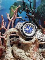Orologio Squale 700 Sub Diver 1000 mt. Raro  modello Saphir  2002 anni 70!