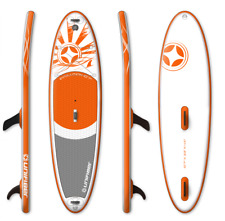 Unifiber iWINDSUP Evolution Inflatable Windsurf / SUP Stand Up Paddle Board