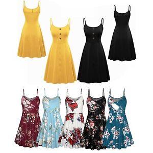 Pregnancy Summer Nursing Dresses Women Maternity Casual Fashion Camisole Skirts