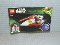 LEGO® Star Wars Bauanleitung 75006 Jedi Starfighter & Planet Kamino B1153