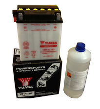 Batteria Originale Yuasa YB14L-A2 + Acido 1lt Yamaha FZX 700 86 87