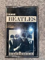 The Beatles ‎– The Beatle Interviews - Cassette Tape