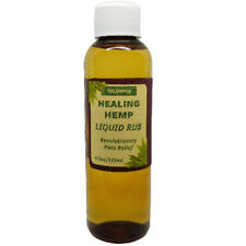 100,000mg Hemp Oil Liquid Rub Pain Relief  - Muscle Joint Nerve Arthritis 4.5oz