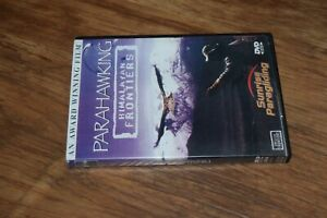 Parahawking Paragliding And Falconry In Nepal  DVD Falcon Hawk Nepalese VGC