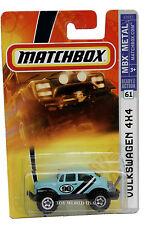 2008 Matchbox #61 MBX METAL Volkswagen Beetle 4x4 K9517-0911