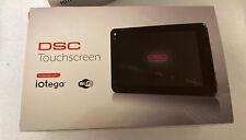 "DSC iotega  7"" Touchscreen Keypad Alarm Home Control Wi-Fi Wall Mount  WS9TCHWNA"