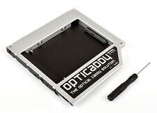 Opticaddy SATA-3 zweite HDD/SSD Caddy für Lenovo Thinkpad W540 W540p W541