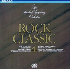 THE LONDON SYMPHONY ORCHESTRA : ROCK CLASSIC 4 / CD