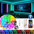 100Ft 50Ft 5M10m LED Strip Lights 5050 Music Sync Bluetooth Remote Bar Light Kit <br/> 4000+sold, 5m-30m, 5050 RGB white, EU/US/UK/AU Plug Kit