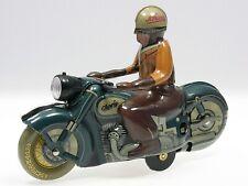 "Schuco Motorrad Blech ""Charly 1005"" grün # 450198600"