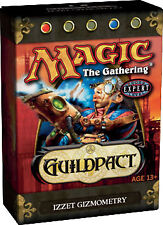 Guildpact Theme Deck Izzet Gizmometry (ENGLISH) SEALED BRAND NEW MAGIC ABUGames