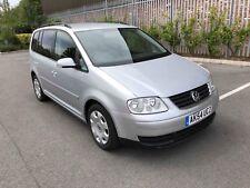 VW TOURAN 1.6FSI AUTO 7 SEATER 54plate 80k mls FSHistory FULL MOT read add!!!
