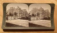 State, War, Navy Building – Washington D.C. U.S.A. – 1900? – Stereoview Slide