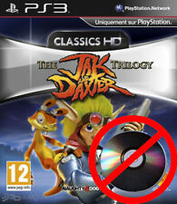 jak and daxter trilogy PS3