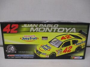 Action 2008 Juan Pablo Montoya Juicy Fruit 1/24