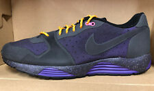 MEN'S NIKE LUNAR VENGEANCE TERRA SHOES SIZE 13 dark shadow puruple 429860 002