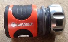 """Gardena Premium Wasserstop Schlauchstück Schlauchkupplung 1/2"""" 8168- 30"""
