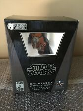 Gentle Giant CHEWBACCA MYNOCK HUNT Bust PX Exclusive 2101/2500