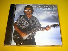 "CD ""George Harrison-Cloud Nine"" 11 chansons (when we was FAB)"