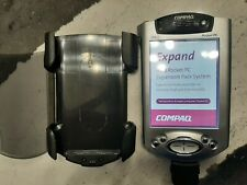 Compaq Ipaq Pocket Pc H3850 Personal Organizer Windows with cahrge/data cable