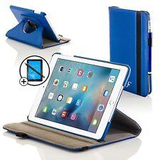 Funda Protectora Inteligente Giratorio Azul Apple iPad Pro 9.7 2016 Pantalla Prot Y Stylus