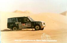 decal 1/43 paris dakar Range rover Torrens 1990
