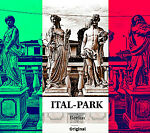 ITAL-PARK Springbrunnen Gartendekor
