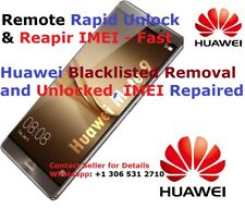 REMOTE FAST | IMEI REPAIR | BAD | ESN CLEANING/ Huawei P8,9,10,Ascend,Honor,Mate