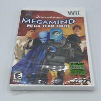 Megamind: Mega Team Unite (Nintendo Wii, 2010) WII NEW