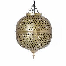 Árabes Lámpara Colgante LÁMPARA MARROQUÍ Lámpara Colgante habiba de latón