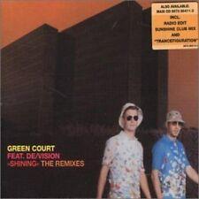 Green Court Shining (Remixes, 2000, feat. De/Vision) [Maxi-CD]
