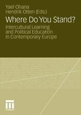 Where Do You Stand? : Intercultural Learning and Political Education in...