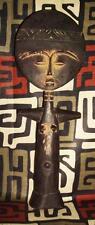 African Fertility Doll-Africa Asante Ashanti akua ba sculpture art decor ddfa38