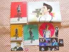 Super Junior Eunhyuk Photobook + 2 DVD Goods Set w/Gift KPOP