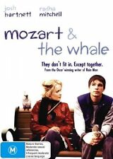 Mozart & The Whale DVD Josh Hartnett, Radha Mitchell - Region 4 *FREE AUST. POST