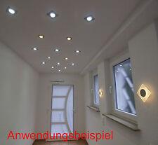 LED Wandanbauleuchten Aufbauleuchten Spots Strahler Grazia 230V Warmweiss