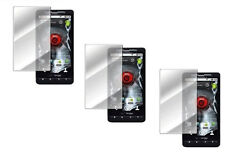 3 x Clear Screen Protector for Motorola Droid X / X2 II MILESTONE X / X2 Phone