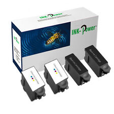 2 Sets of Compatible Ink Cartridges for Advent A10 AW10 AWP10 Wireless Printer