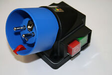 Motorschalter Tripus SSK200, 13A/3KW, 230V, Unterspannungsauslöser, Elektromotor