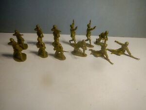 Classic Toy Soldiers CTS Italian Infantry 54MM Britains Airfix compatible SET 2