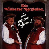 Wildecker Herzbuben Von ganzem Herzen..! (1993) [CD]