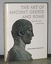 New listing 1967 The Art Of Ancient Greece And Rome Book By Giovanni Becatti - I 1535