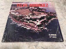 Felipe Rodriguez y su Trio Los Antares Davilita Clubman LP 1005 Puerto Rico Rare