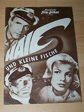 HAIE UND KLEINE FISCHE - IFB 3924 - HANSJÖRG FELMY Sabine Bethmann HORST FRANK