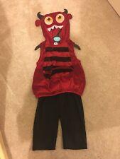 halloween baby vampire, little devil fancy dress costumeBaby 0-3 Months