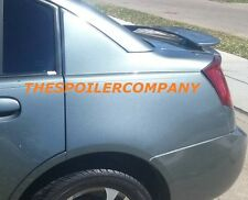 UN-PAINTED REAR SPOILER FOR 2003-2008 SATURN ION 4 DOOR SEDAN - FACTORY LOOK