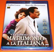 MATRIMONIO A LA ITALIANA / Matrimonio all'italiana - Italiano Español AREA B pre