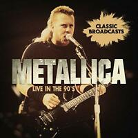 Metallica - Live In The 90s (2cd)